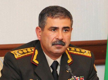 Zakir Həsənov: Düşmən cavab atəşləri ilə susdurulur
